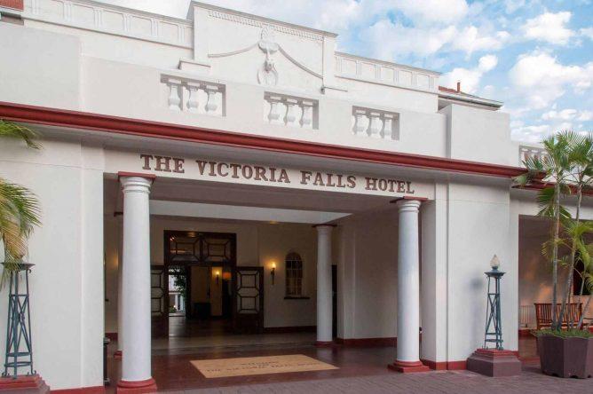 Victoria Falls Hotel 1