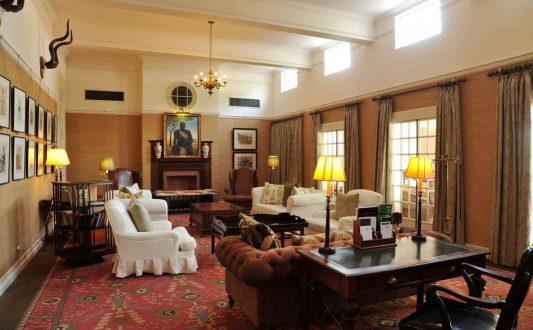 Victoria Falls Hotel 8