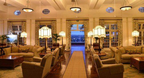 Victoria Falls Hotel 18