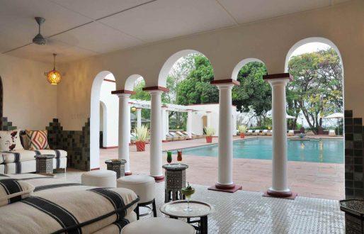 Victoria Falls Hotel 7