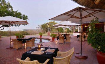 Victoria Falls Hotel 10