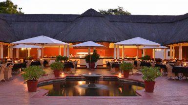 Victoria Falls Hotel 13