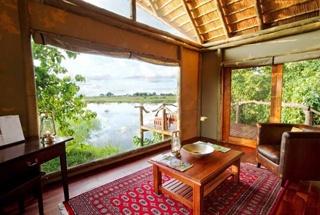 Lodges Linyanti 3 botswana lagoon camp0