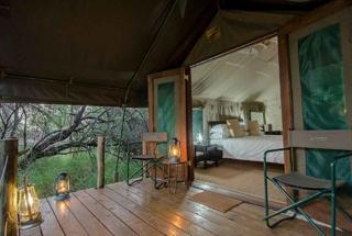 Lodges Maun Mashatu Central Kalahari 3 botswana mashatu tent camp0