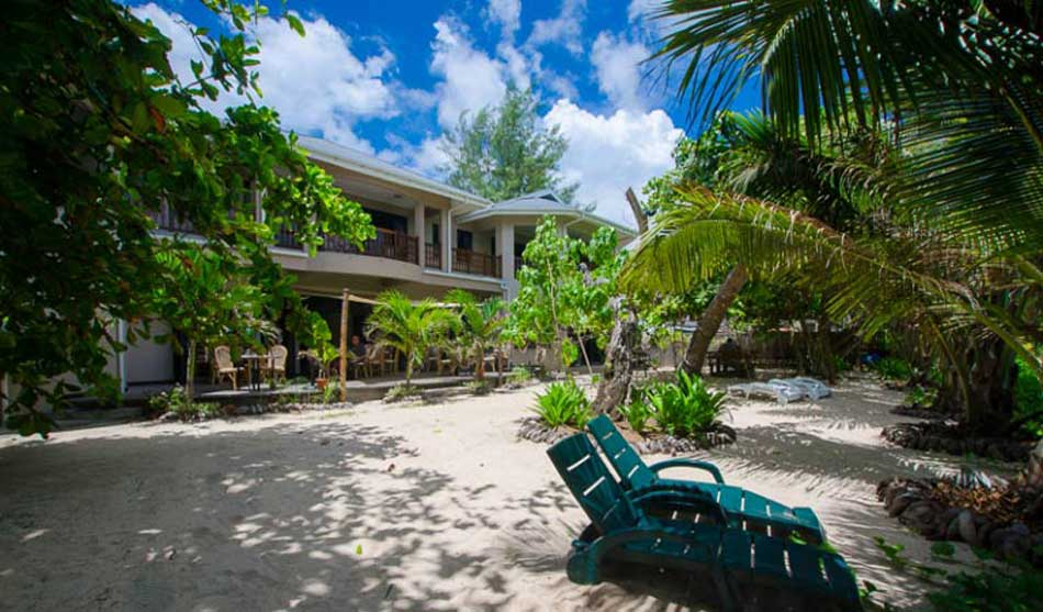 Lodges Mahé 3