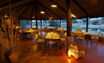 Ruaha River Lodge 5 tanzanie du sud ruaha river lodge7