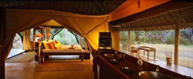 Siwandu Camp 4 tanzanie du sud siwandu safari camp5