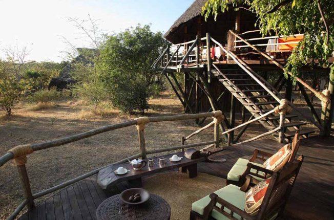 Siwandu Camp 6 tanzanie du sud siwandu safari camp6