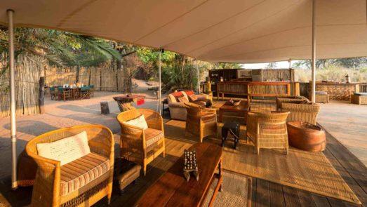 Busanga Bush Camp 5 zambie busanga bush camp4