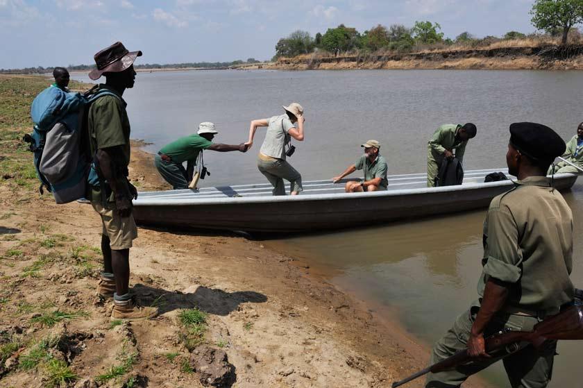 Chikoko & Crocodile Camp 12 zambie chikoko crocodile camp12