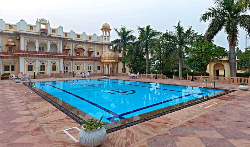 Lodges Bharatpur, Jaipur et Agra 1