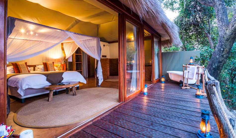 Lodges Kafue 3 zambie mukambi safari lodge0