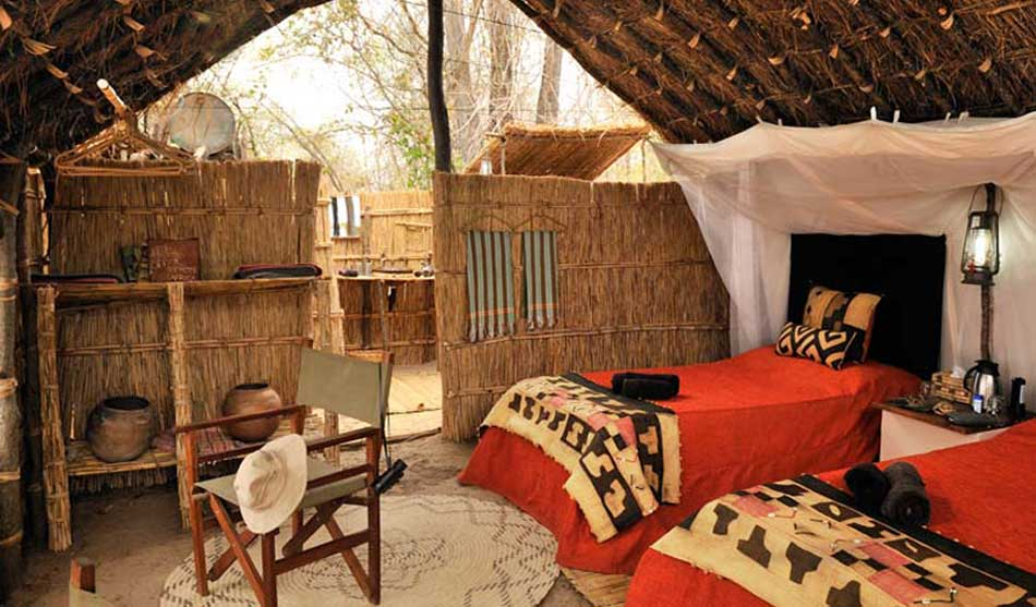 Lodges North Luangwa 1 zambie mwaleshi camp0