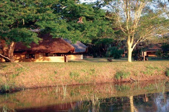 Bonamanzi Lalapanzi Camp 1 afrique du sud bonomanzi lalapanzi camp1