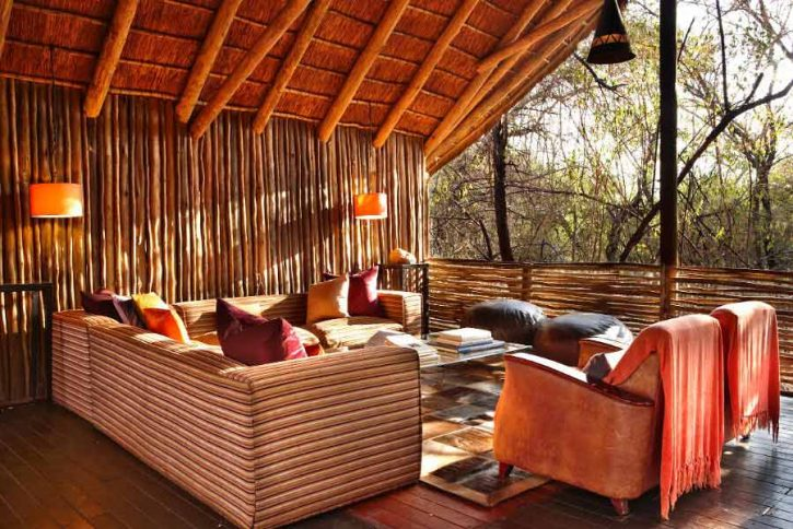 Jaci's Tree Lodge 4 afrique du sud jacis tree lodge4