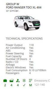 Véhicules de location Afrique du Sud 9 afrique du sud vehicule catW