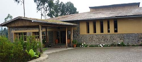 Mountain Gorilla View Lodge 2
