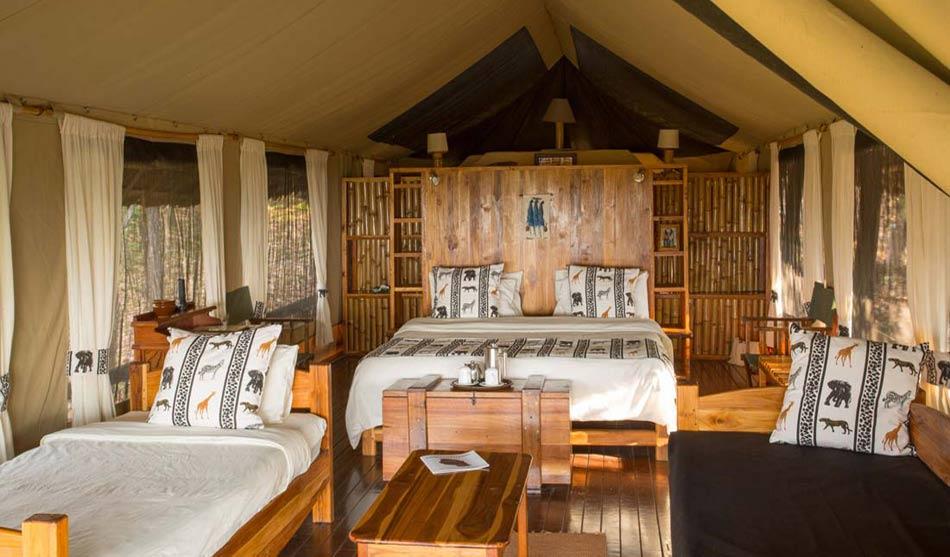 Nos lodges en Tanzanie du Sud 25