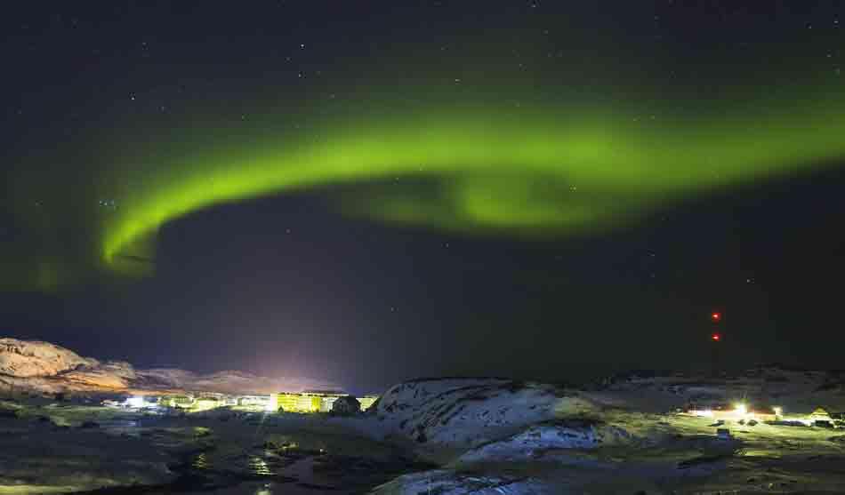 Russie 2 russie a la recherche aurore boreale1