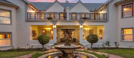 Rusthuiz Guest House 1 afrique du sud rusthuiz guest house5