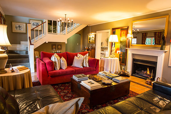 Rusthuiz Guest House 7 afrique du sud rusthuiz guest house7