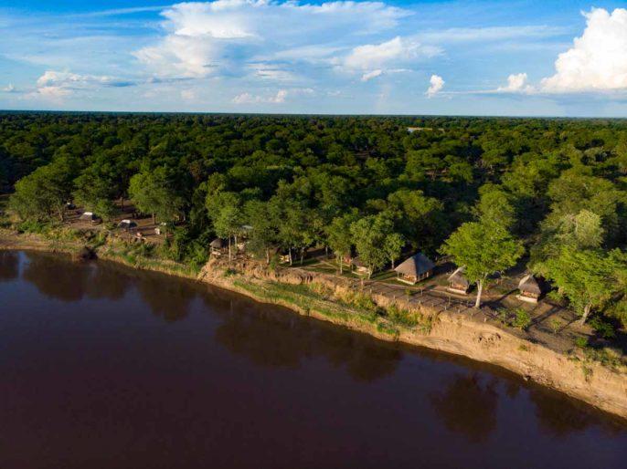 Wildlife Camp 1 zambie wildlife camp1