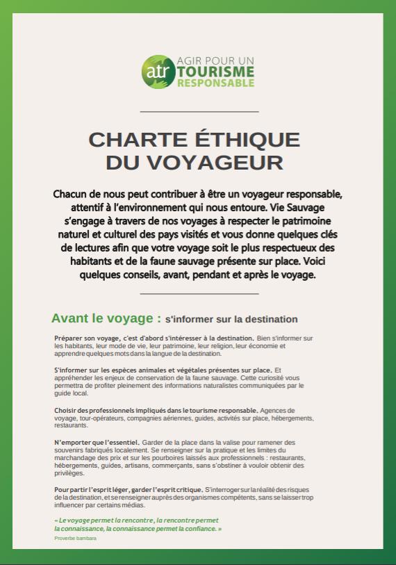 Ambitions et Engagements 3 apercu charte ethique