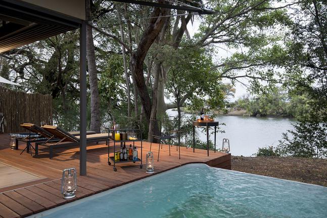 Thorntree River Lodge 13 zimbabwe african bush camps thorntree river lodge13