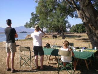 Camp Zambezi 3 zimbabwe camp zambezi3