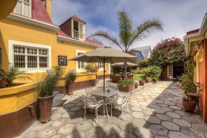 Villa Margherita 1 namibie villa margherita2